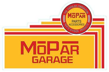 """MOPAR Garage 18"""""""