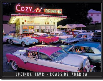 Cozy Drive-In Disc.
