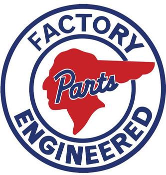 """Factory Engineered 12"""""""