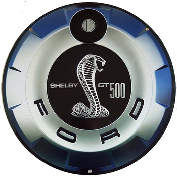 """GT500 Gas Cap (22"""" round) Double Sided"""