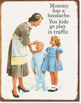 Mommy Has Headache (Disc)