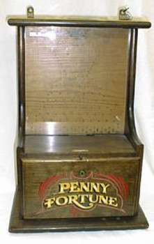 One Cent Penny Skill Game