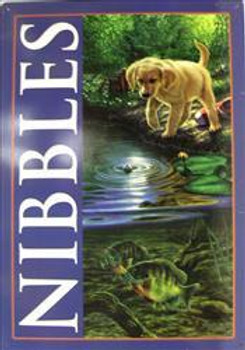 Nibbles Golden Lab Puppy