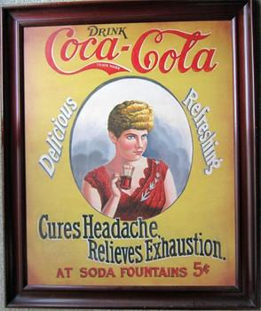 Coca-Cola Cures Headaches