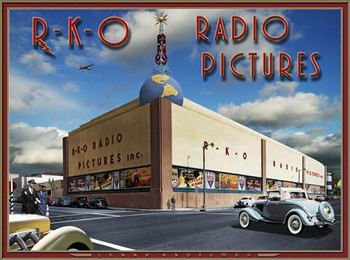 R-K-O Radio Pictures 1941