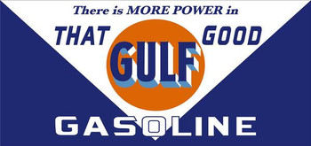 Gulf Gasoline
