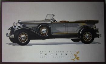 Packard Seven Passenger Touring