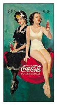 Coke-50th Anniversary Bathers (DISC)