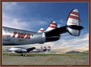 "Lockheed L-049 ""Constellation"" 1948"