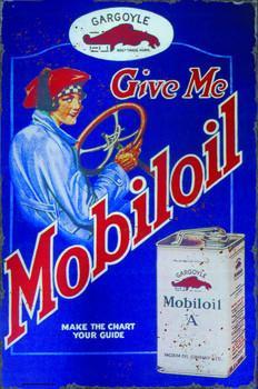 Give Me Mobiloil