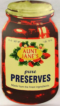 Aunt Jane's pure Preserves (Large)