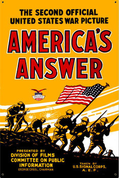 America's Answer (XLarge)