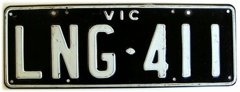 South Australia Province Plate