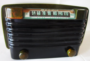 Bendix 526C Catalin Radio circa 1946