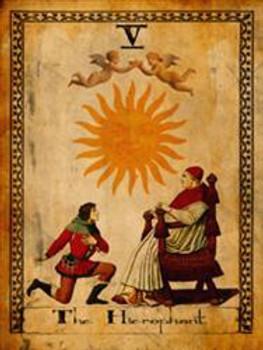 Hierphant-Tarot