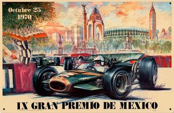 Mexico 1970 Grand Prix