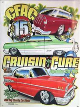 Crusin' For A Cure Sept 2014