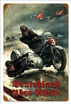 Deutchland Side Car Racer
