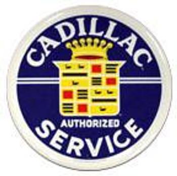 "Cadillac Service 24"" (diameter)"