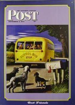 Sat. Evening Post-Best Friends