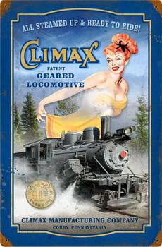 Climax Manf. Railroad