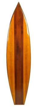 Waikiki Cedar Wood Surfboard   FE121