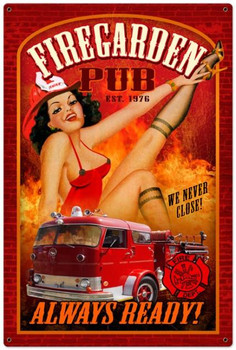 Firegarden Pinup (XLarge)