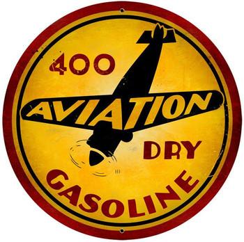 Aviation Gasoline (XLarge)