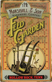 Feed and Garden Supply
