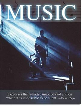 Music Victor Hugo