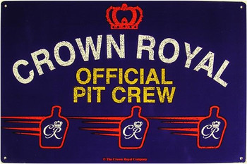 Crown Royal Official Pit Crew