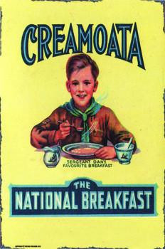Creamoata National Breakfast