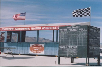 Bonneville Nationals 1962
