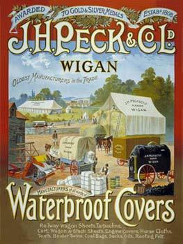 J.H.Peck Waterproof Covers