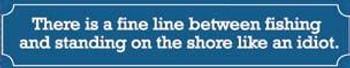 Fine line-Fishing-Idiot