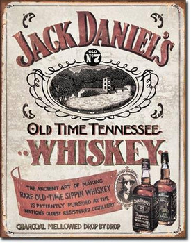 Jack Daniels Old Time Tennessee