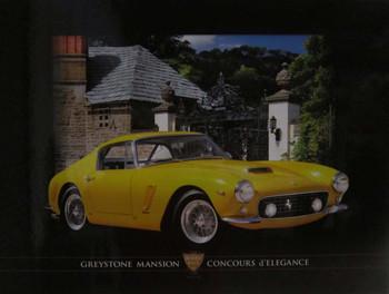 Maserti Greystone Mansion Concours d'Elegance 2015