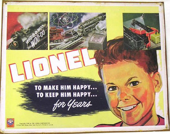 Lionel -To Make Him Happy (rustic) (disc)