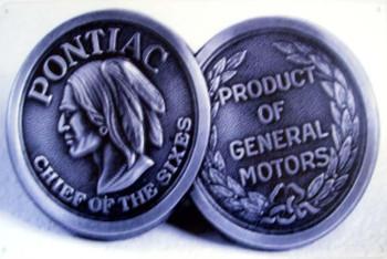 Pontiac Chief Head