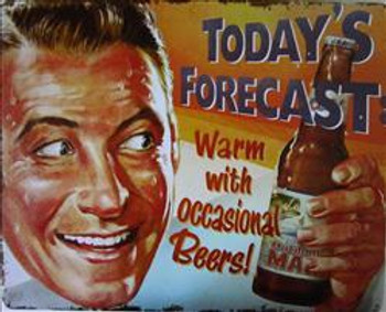 Today's Forecast...Beer