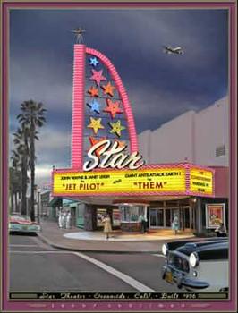 Star Theater 1956