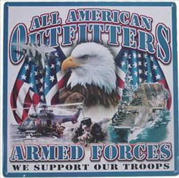 All American Outfitters Armed Forces