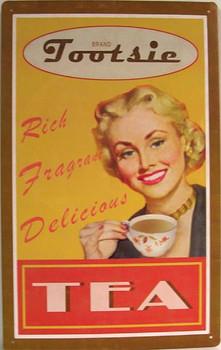 Tootsie Brand Tea