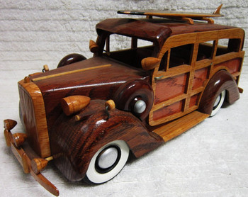 1949 Bentley Woody Hand Crafted