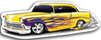 Van Nuys Blvd 1956 Chevy