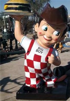 "Cowboy Bob (large) 48"" tall"