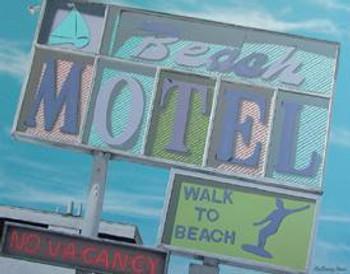 Beach Motel- Anthony Ross