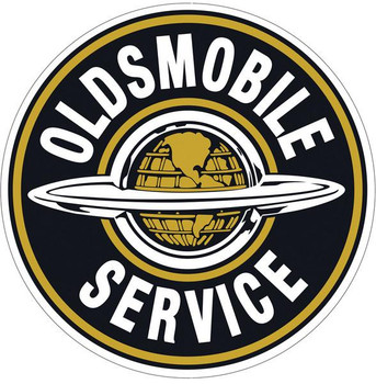 "Oldsmobile 18"" Disc"