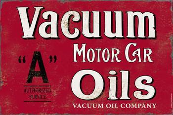 Vacuum Motor Car Oils