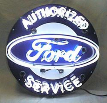 Ford Authorized Service Neon